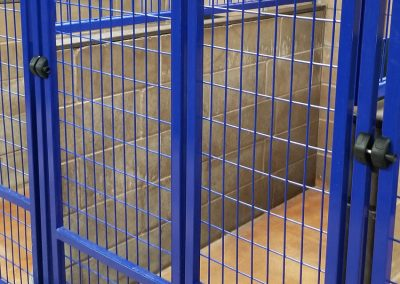 Hill-Country-Blue-Kennel-Gate